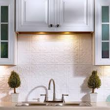fasade 18 in x 24 in traditional 1 pvc decorative backsplash