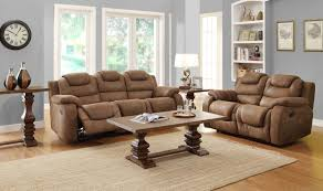 Sofa Set Table 1 973 00 Hoyt 2pc Double Reclining Sofa Set In Brown Sofa And