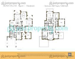 Floor Plan Elements Rosa Floor Plans Justproperty Com