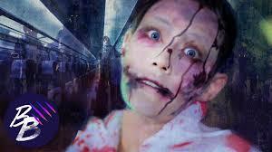 e6 u0027train to busan u0027 inspired new zombie makeup ll beauty beasts