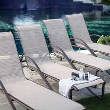 coral coast eva sling chaise lounges set of 4 hayneedle