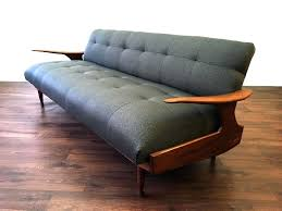 mid century modern twin bed frame daybed style sofa pictures on