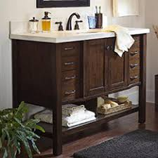 Insignia Bathroom Vanity by Insignia Ridgefield Natural Elegant Lowes Bathroom Cabinets