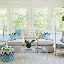 Living Room Chair Cushions Blue And Green Paisley Living Room Chair Cushions Design Ideas