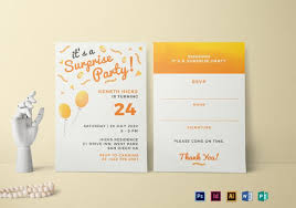 birthday invite template 17 outstanding party invitations designs free
