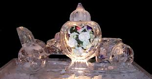 Princess Carriage Centerpiece List Of Sculptures