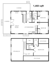 one bedroom house plans with loft 24x40 country classic 3 bedroom 2 bath cabin w loft plans