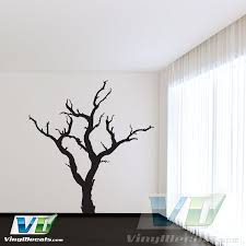 music applique for walls spooky dead tree wall art decal home room