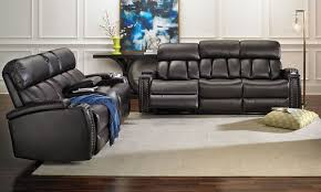 Theater Sofa Recliner Agnes Dual Power Reclining Theater Sofa The Dump America S