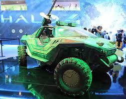 halo warthog halo u201cwarthog u201d fighting vehicle comes to life at e3 freshness mag