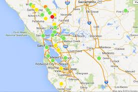 Lodi Ca Map Northern California Musings On Maps