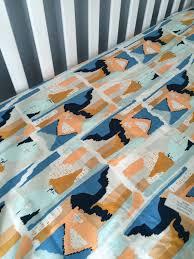 Sheets For Mini Crib Boho Baby Fitted Crib Sheets Mini Crib Sheet By Babiease
