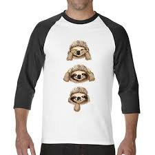 aliexpress buy 2017 graphic lovely sloth