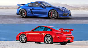 porsche 911 price used porsche cayman gt4 vs used 997 911 gt3 w poll