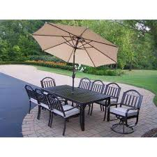 Outdoor Living Patio Furniture Cast Iron Patio Dining Furniture Patio Furniture The Home Depot