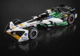 audi race car audi u0027s new formula e car uses the e tron name from its lmp1 cars
