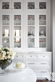 white kitchen wall display cabinets custom kitchen white kitchen parisian chic built in