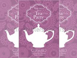 tea party invitation template 42 free psd eps indesign format