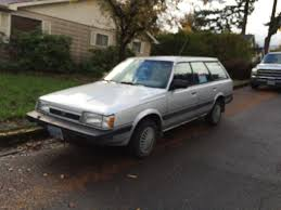 Cc For Sale 1992 Subaru Loyale Wagon U2013 Already Gone