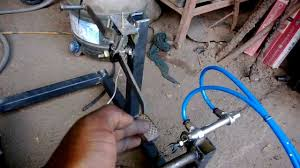 diy engineering projects automatic pneumatic clutch for two wheeler mechanical engineering