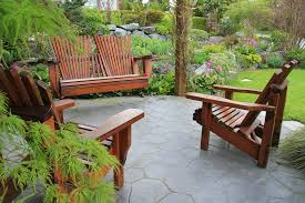 Comparing Outdoor Furniture Materials Ritter Lumber - Wood patio furniture