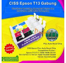 reset manual tx121 jual cartridge ciss epson gabung 73n ciss gabung t13 t11 t20e t40w
