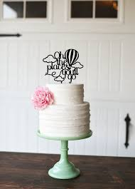 oh baby the places you ll go baby shower cake topper oh the places you ll go cake