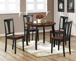 small kitchen table and chairs ikea mahogany dining table acrylic