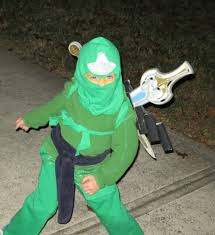 Ninjago Halloween Costume Green Ninja Costume Emily Smith Pearce