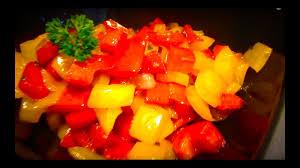 cuisiner le poivron comment cuisiner les poivrons