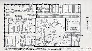 Machine Shop Floor Plan Routing Diagram Wikipedia