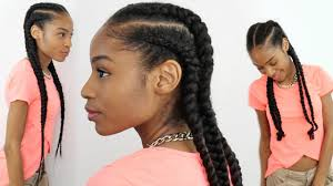 types of braiding hair weave 4 feed in braids on natural hair natural hair protective styles