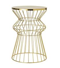 Quatrefoil Side Table Remarkable Brass Accent Table Best Ideas About Gold Side Tables On