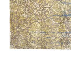 Gold Rugs Contemporary All Hand Knotted And Hand Woven Area Rugs And Runners From