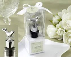 wine wedding favors wedding favor gift and giveaways for men guest bird chrome