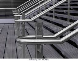 Contemporary Handrail Interior Lindsey Flanigan Courthouse In Downtown Stock Photos