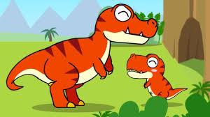 baby panda dinosaur planet kids learn about dinosaurs