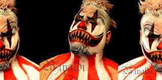 evil halloween makeup evil clown diy halloween makeup youtube