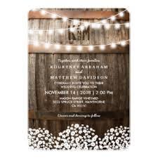 wedding invitations canada rustic wedding invitations announcements zazzle canada