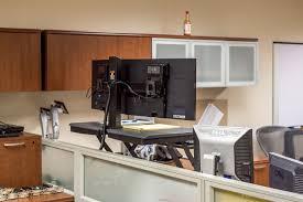 Workfit D Sit Stand Desk by Tabletop Standing Desk Ergotron Workfit T U2022 Pc Addicts