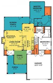 waterscape floor plan 655932 cozy 2 bedroom 2 bath cottage with split floor plan and