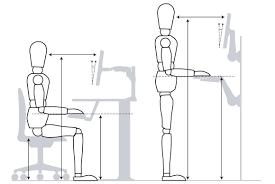 Home Office Design Planner Elegant Ergonomic Standing Desk Setup Best Home Office Design