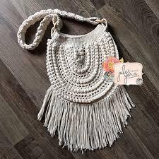 boho crochet ravelry endless summer boho bag pattern by julie schappert