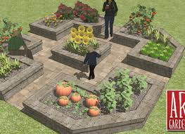 outdoor vegetable garden design dutapetanimuda org