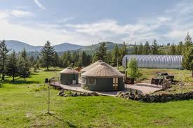 Yurt House Yurt For Sale In Washington Probably Has More Impressive Features