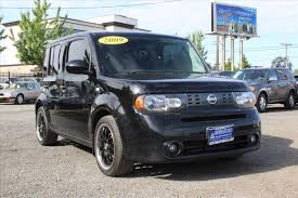 nissan cube 2009 2009 nissan cube in everett wa bayside auto sales