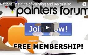 Courses For Painting And Decorating Painters Painting Training Events Licensing