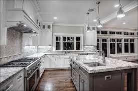 Cream Kitchen Cabinets With Blue Walls Kitchen Best Kitchen Wall Colors Cream Kitchen Cabinets Blue