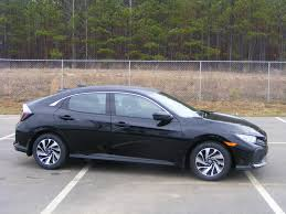 custom honda hatchback new 2017 honda civic hatchback lx hatchback in milledgeville