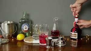 christmas martini glass how to make a christmas martini youtube